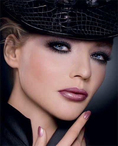 Sasha Pivovarova Dior Ad