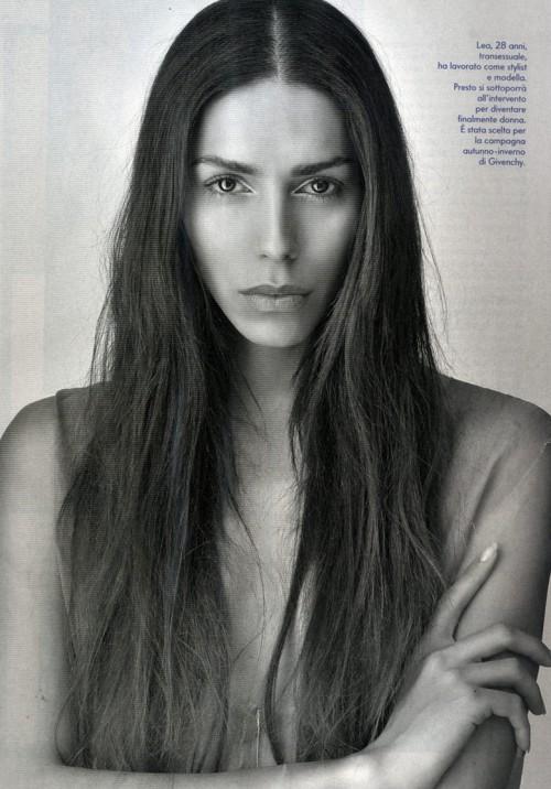 Lea T Transgender Model