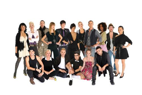 Project Runway Season 8 Cast
