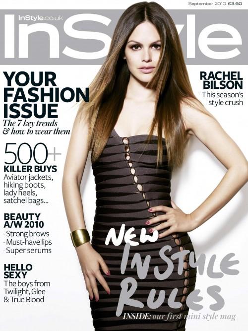 Rachel Bilson UK InStyle