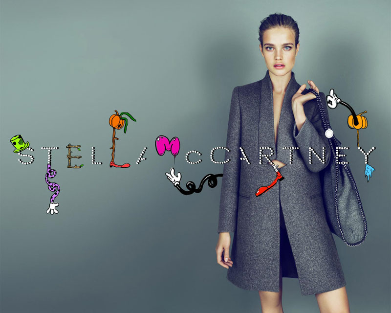Stella McCartney Campaign 2010