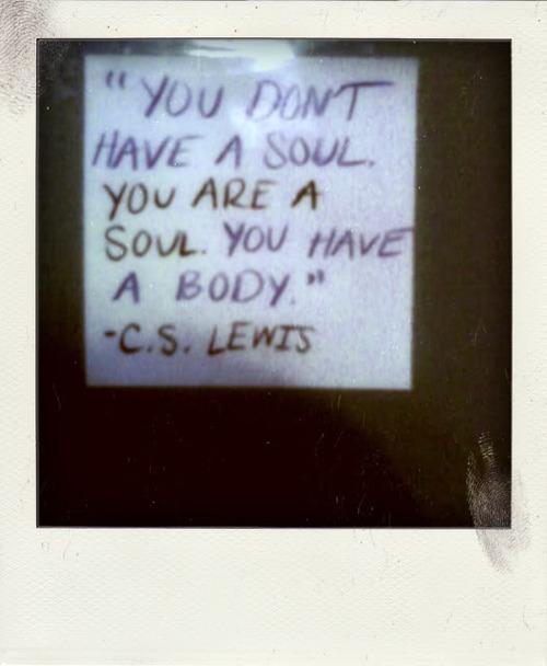 Weekend Wonder C.S. Lewis