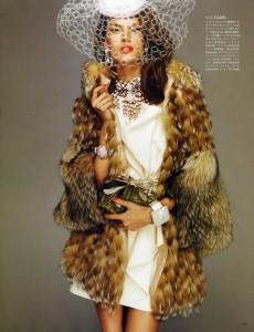 Alessandra Ambrosio Vogue Nippon Anna Dello Russo