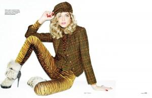 Ana Beatriz Barros Vogue Russia