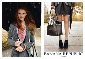Banana Republic Cintia Dicker