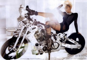 Beyonce for House of Dereon 2010