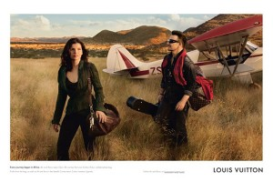 Bono Ali Hewson Louis Vuitton Edun