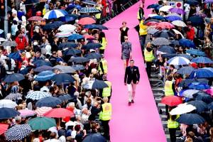 Copenhagen Fashion Week Catwalk Runway