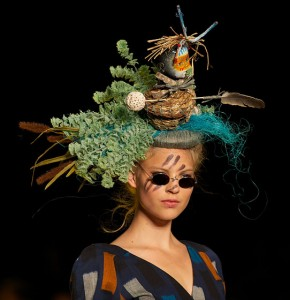 Copenhagen Fashion Week Minimarket hat