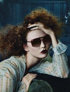 Dior Karlie Kloss by Steven Meisel