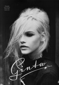 Ginta Love Magazine