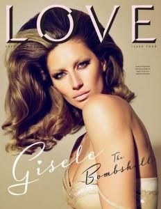 Gisele Love Cover