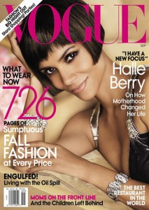 Halle Berry by Mario Testino for Vogue