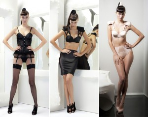 Jean Paul Gaultier for La Perla