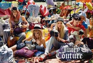 Juicy Couture Pat McGrath Campaign