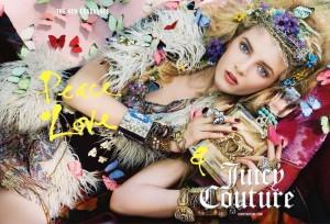 Juicy Couture Pat McGrath Campaign