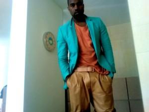 Kanye Phillip Lim Leather Shorts