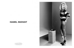 Kate Moss for Isabel Marant