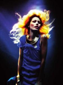 Kirsty Hume V Magazine 2008