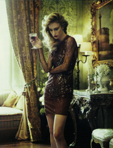 La Dolce Vita Revisited Raquel Zimmermann Vogue Spain