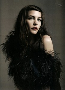 Liv Tyler for Love Magazine