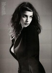 Liv Tyler for Love Magazine