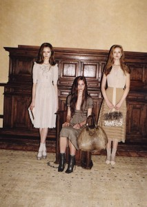 Marc Jacobs Fall Winter Campaign