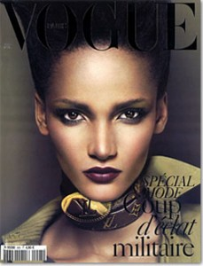 October French Vogue 2010