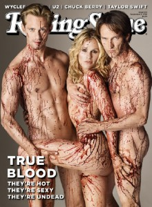 Rolling Stone True Blood Cast Naked Cover