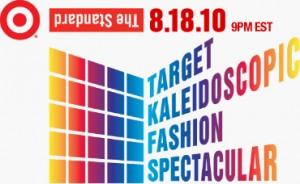 Target Kaleidoscopic Fashion Spectacular