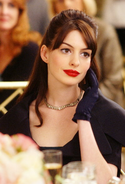 Anne Hathaway Haircut In Devil Wears. The Devil Wears