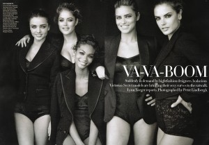 Va Va Boom Victoria's Secret Vogue