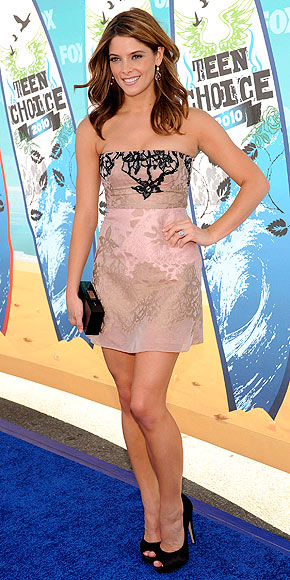 Ashley Greene at the Teen Choice Awards 2010