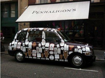Penhaligon's Scented Taxi