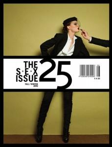 25 Magazine Naty Chabanenko by Victor Dermachelier