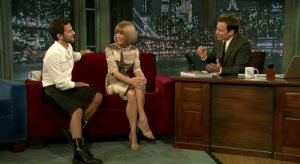 Anna Wintour Marc Jacobs Jimmy Fallon