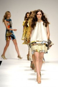Basso and Brooke LFW Runway