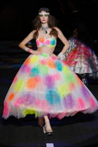 Betsey Johnson Runway NYFW
