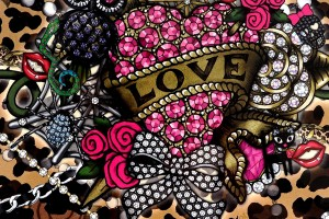 Betsey Johnson Temporary Tattoos
