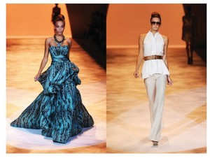 Christian Siriano New York Fashion Week Runway