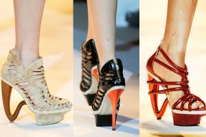 Christian Siriano New York Fashion Week Runway For Payless Heels