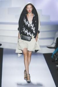 Diane von Furstenberg NYFW Runway