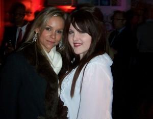Earth Awards Lela London and Marie Guerlain