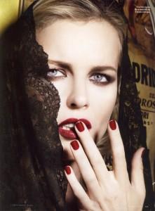 Eva as Eva Herzigova by Rankin Vanity Fair