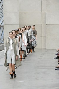 Fashion East LFW Runway