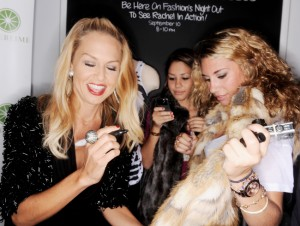 Fashions Night Out Rachel Zoe