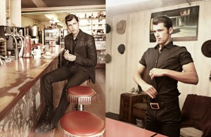 GQ October 2010 Sean OPry