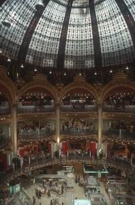 Galleries Lafayette Worlds Biggest Fashion Show
