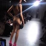 Charlie Le Mindu Naked Runway
