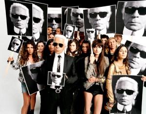 Karl Lagerfeld New Online Line